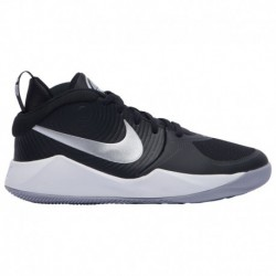 Where Can I Buy Cheap Stuff From China Online Nike Hustle D 9 - Boys' Grade School Black/Met Silver/Wolf Grey